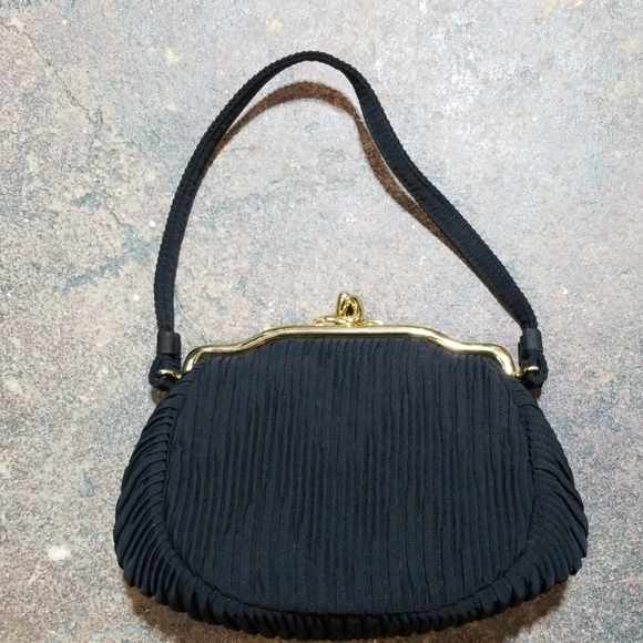 Julius Resnick Handbags - Julius Resnick Evening Bag w/ Attached coin purse
